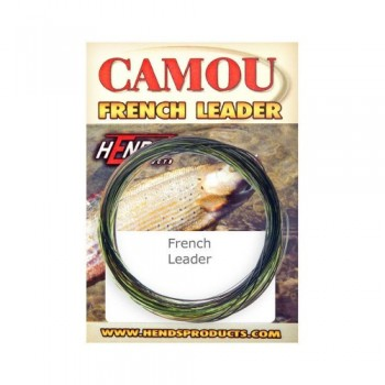 CAMOU FRENCH LEADER HENDS...