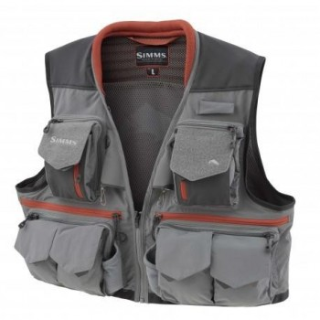 CHALECO SIMMS GUIDE STEEL